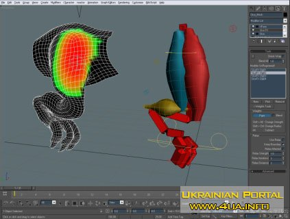 Lumonix Skin FX V1.31 For 3Ds Max