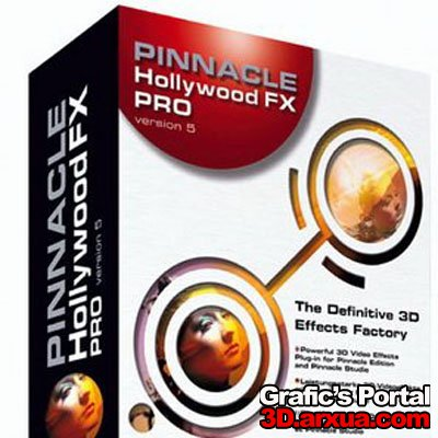 Pinnacle Hollywood FX PRO v5.2