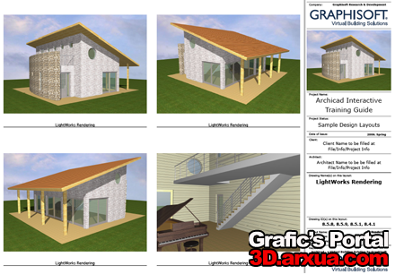 Archicad 10 Interactive Training Guide