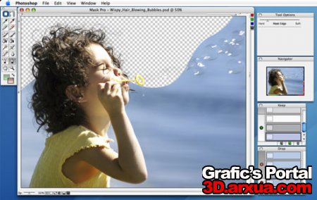 OnOneSoftware Mask Pro v4.1 for Adobe Photoshop