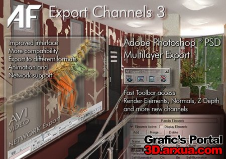 AF Export Channels 3.21