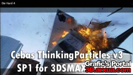 Cebas ThinkingParticles v3 SP1 for 3DSMAX 6-2009
